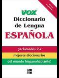 Vox Diccionario de Lengua Española