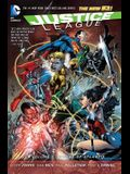 Justice League Vol. 3: Throne of Atlantis (the New 52)