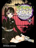 Demon Slayer: Kimetsu No Yaiba, Vol. 18, 18