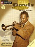 Miles Davis Standards: 10 Jazz Classics [With CD (Audio)]
