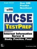 Internet Information Server 4 (Mcse Testprep Series)