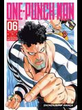 One-Punch Man, Vol. 6, Volume 6