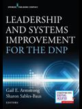 Leadership and Systems Improvement for the Dnp