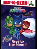 Race to the Moon!: Ready-To-Read Level 1