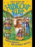 Macho Nacho & The Cowboy Battle: Book 4