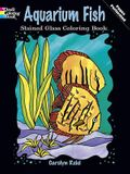 Aquarium Fish Stained Glass Coloring Book