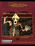 Rescue of the Blackthorn Clan: A Couple's Adventure Module: OGL Pathfinder Edition