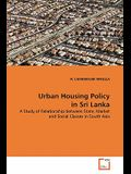 Urban Housing Policy in Sri Lanka