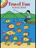 Travel Fun Activity Book (Dover Little Activity Books) (Vol i)