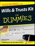 Wills and Trusts Kit for Dummies [With CDROM]