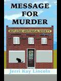 Message for Murder