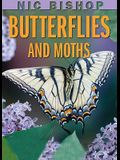 Nic Bishop: Butterflies and Moths