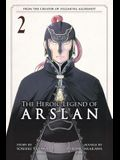 The Heroic Legend of Arslan, Volume 2