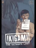 Ikigami: The Ultimate Limit, Vol. 3, 3
