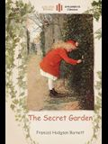 The Secret Garden: with a colouring page for young readers (Aziloth Books)