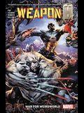 Weapon H Vol. 2: War for Weirdworld