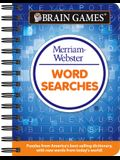 Brain Games Mini - Merriam-Webster Word Searches