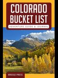 Colorado Bucket List Adventure Guide & Journal