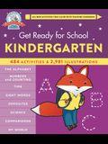 Get Ready for School: Kindergarten (Revised & Updated)