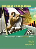 Business Forecasting with Forecastx Software & Student CD [With CDROM]