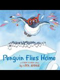 Penguin Flies Home