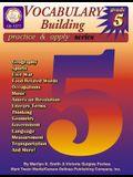 Vocabulary Building Practice & Apply: Grade 5