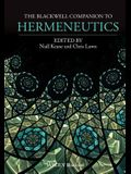 The Blackwell Companion to Hermeneutics