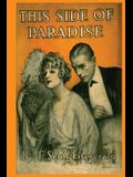 This Side Of Paradise: f scott scot fitzgerald short stories books paperback classic works novels
