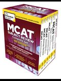 The Princeton Review MCAT Subject Review Complete Box Set, 3rd Edition: 7 Complete Books + 3 Online Practice Tests
