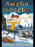 Amelia Bedelia Special Edition Holiday Chapter Book #2: Amelia Bedelia Scared Silly