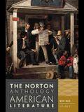 The Norton Anthology of American Literature, Volume B: 1820-1865