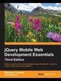 Jquery Mobile Web Development Essentials, Third Edition