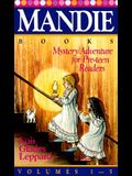 Mandie and the Secret Tunnel/Mandie and the Cherokee Legend/Mandie and the Ghost Bandits/Mandie and the Forbidden Attic/Mandie and the Trunk's Secret (Mandie 1-5)