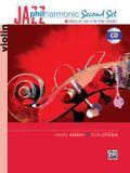 Jazz Philharmonic Second Set: Violin, Book & CD