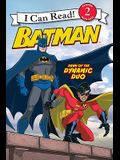 Batman Classic: Dawn of the Dynamic Duo (I Can Read Level 2)
