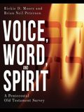 Voice, Word, and Spirit: A Pentecostal Old Testament Survey