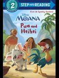 Pua and Heihei (Disney Moana)