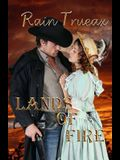Lands of Fire The Taggerts: Arizona Historicals Book 6