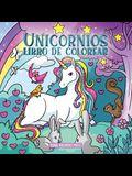 Unicornios libro de colorear: Para niños de 4 a 8 años
