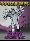 Goosebumps Scary Coloring Book
