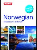 Berlitz Phrase Book & Dictionary Norwegian (Bilingual Dictionary)