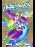 Adam Strange: The Man of Two Worlds