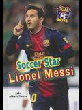 Soccer Star Lionel Messi