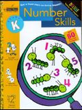 Number Skills Grade K (Golden Step Ahead Plus)