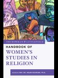 The Rowman & Littlefield Handbook of Women's Studies in Religion