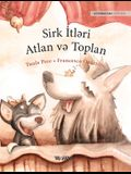 Sirk İtləri Atlan və Toplan: Azerbaijani Edition of Circus Dogs Roscoe and Rolly