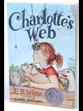 Charlotte's Web [With Charm Necklace]