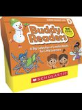 Buddy Readers: Level D (Class Set): A Big Collection of Leveled Books for Little Learners