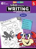 180 Days of Writing for Fifth Grade (Spanish): Practice, Assess, Diagnose
