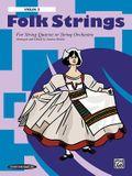 Folk Strings for String Quartet or String Orchestra: 2nd Violin, Part